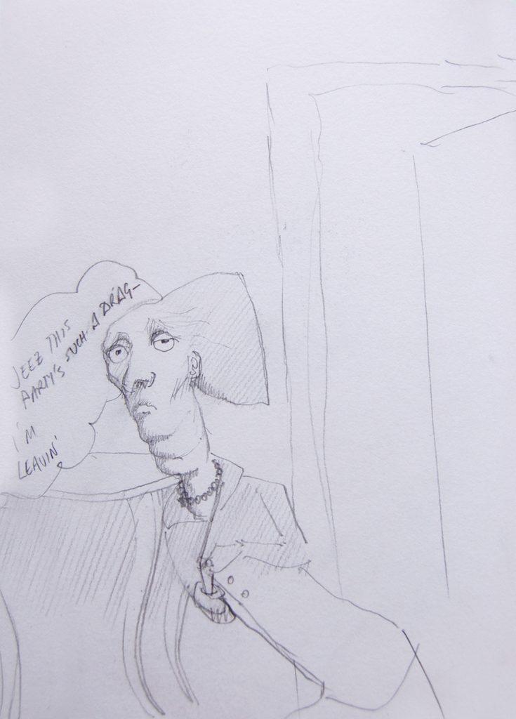 Lois exits